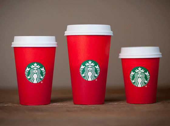 The Design of Starbucks Holiday Cup For 2015